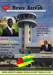 news aero edition du mois de novembre