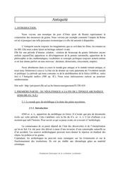 Fichier PDF partie antiquite