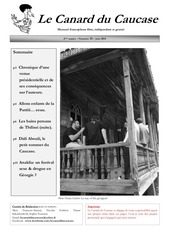 canard du caucase no 14