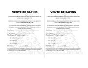 Fichier PDF vente de sapins