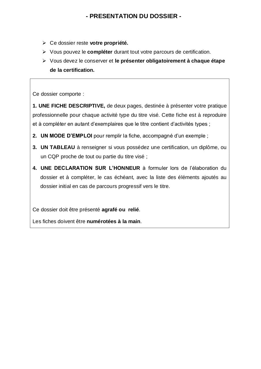 Exemple De Dspp Advf Rempli Gratuit Exemple De Groupes