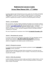 Fichier PDF reglement du concours cosplay arrasu nihon matsuri