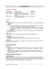 le cadre des normes ifrs 2012 04 10