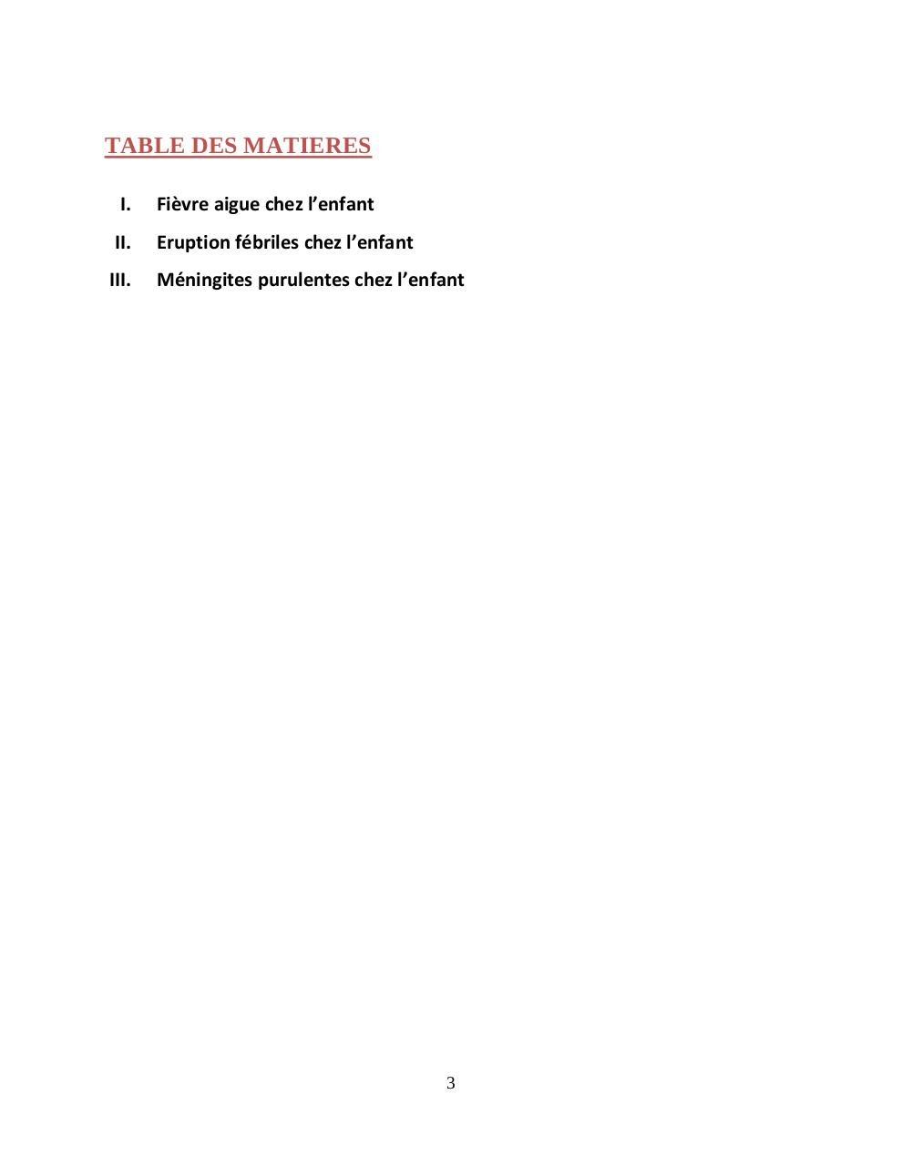 Royaume du Maroc par admin - polycopi infectiologie ...