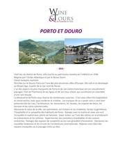 voyage porto douro