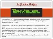 3d graphic designs