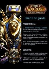 charte de guilde 1