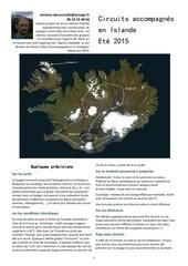 circuits accompagnes en islande