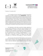 Fichier PDF communique de presse v2 yondertone