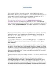 l inconscient pdf