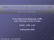 Fichier PDF assr audiometrie objective saar