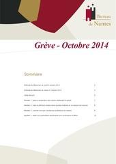 dossier greve octobre 2014