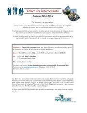 pub dener des intervenants 25 novembre 2014