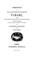 DE GRATUIT CHRONIQUE TÉLÉCHARGER TABARI
