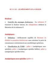 Fichier PDF les medicaments de la douleur
