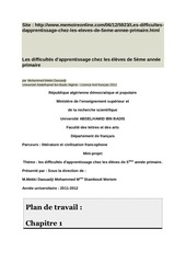 Fichier PDF nour