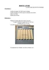 Fichier PDF carte llivre m