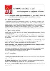 cgtpe appel a la greve 18 novembre 2014 281 29 3