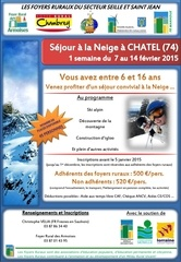 colo neige 2015 information