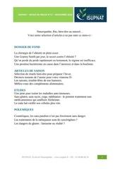 revue presse isupnat novembre2014