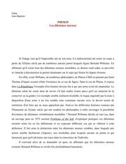 dissertation les dilemmes moraux 1 1
