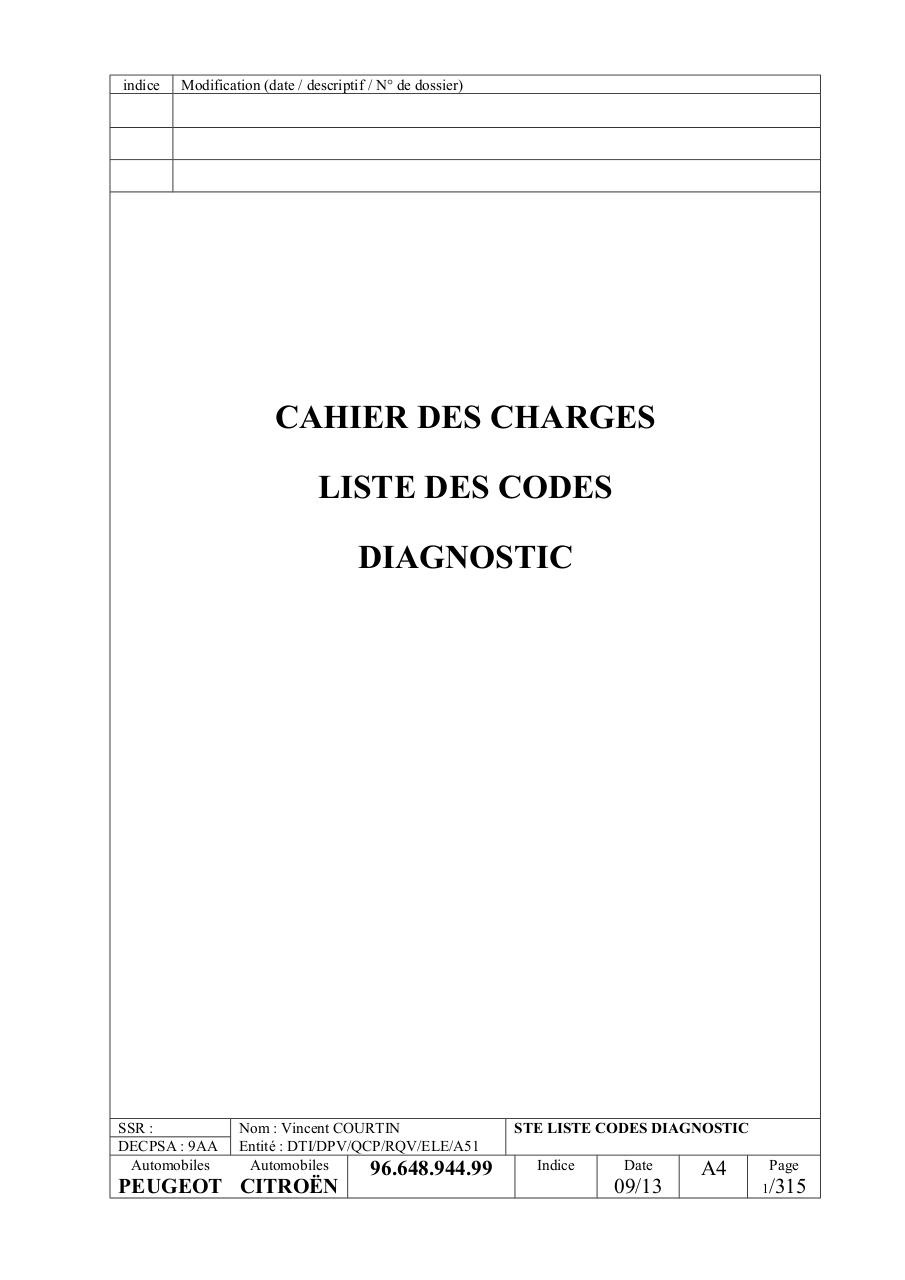 Aperçu du document LISTE DES CODES PSA excellent.pdf - page 1/315