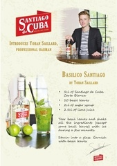 santiago de cuba cocktails with yohan saillard e mail