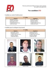 Fichier PDF tract candidat