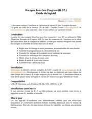 Fichier PDF rip manuel fr