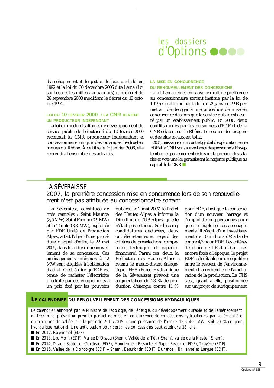 Aperçu du document Dossier Options concessions hydrauliques.pdf - page 3/6
