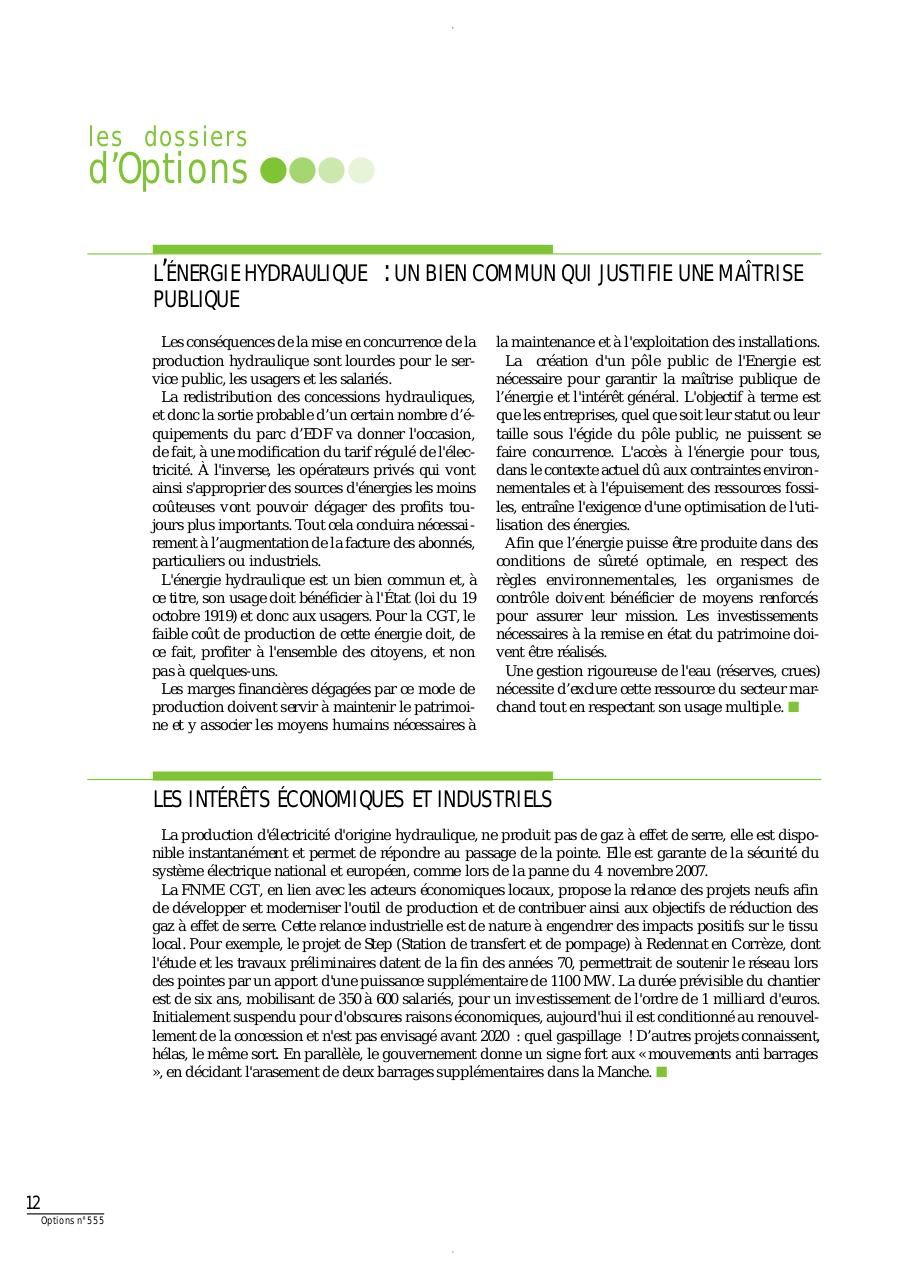 Aperçu du document Dossier Options concessions hydrauliques.pdf - page 6/6
