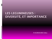 les legumineuses 1 cours introductif