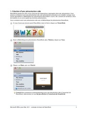 PowerPoint tutorial PowerPoint basic.pdf - page 2/22