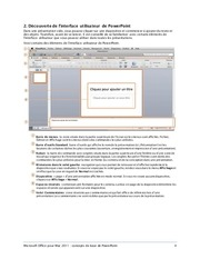 PowerPoint tutorial PowerPoint basic.pdf - page 4/22