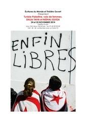 tunisie palestine voix de femmes