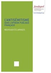 Fichier PDF antisemitisme en france fondapol