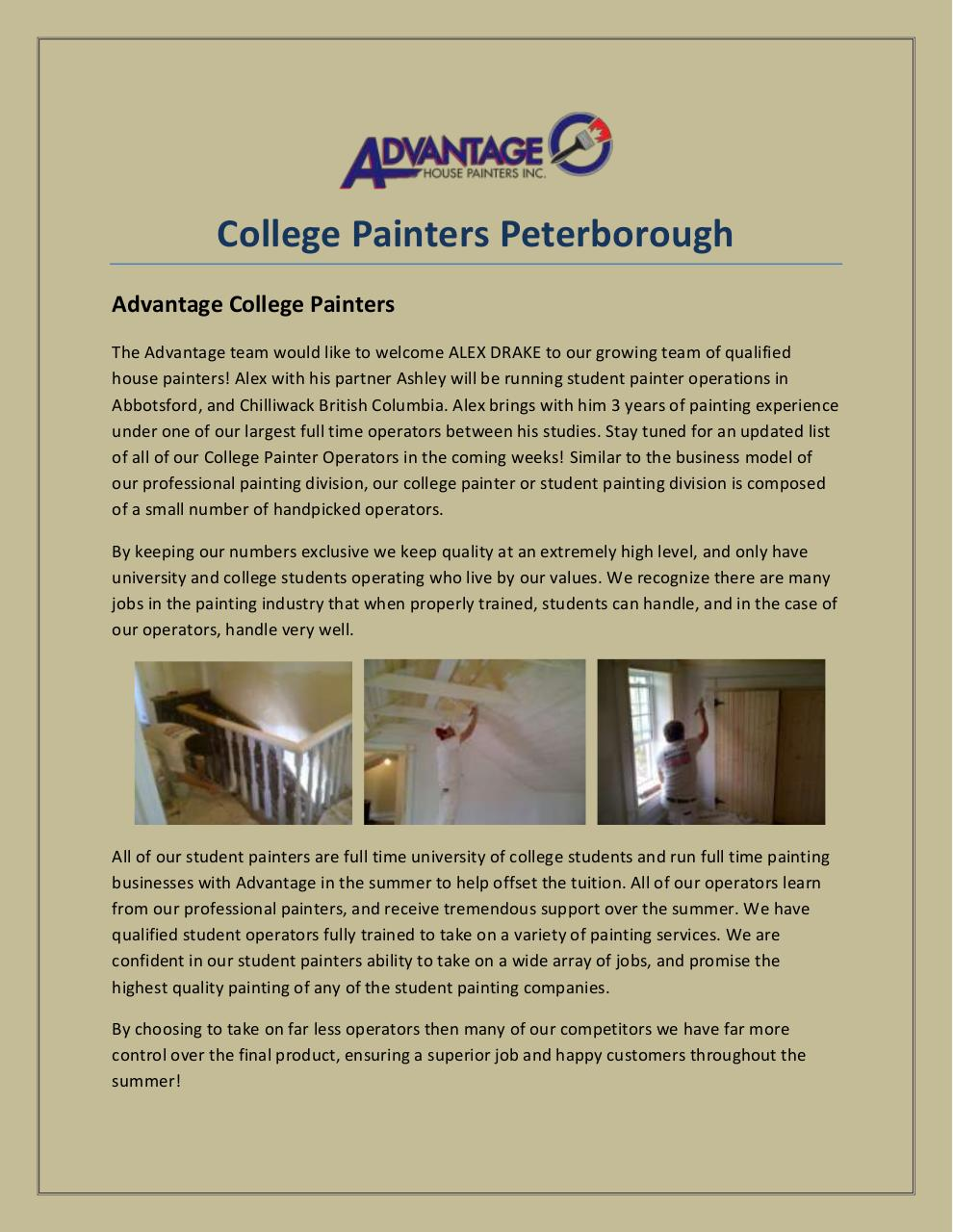 College Painters Peterborough.pdf - page 1/2