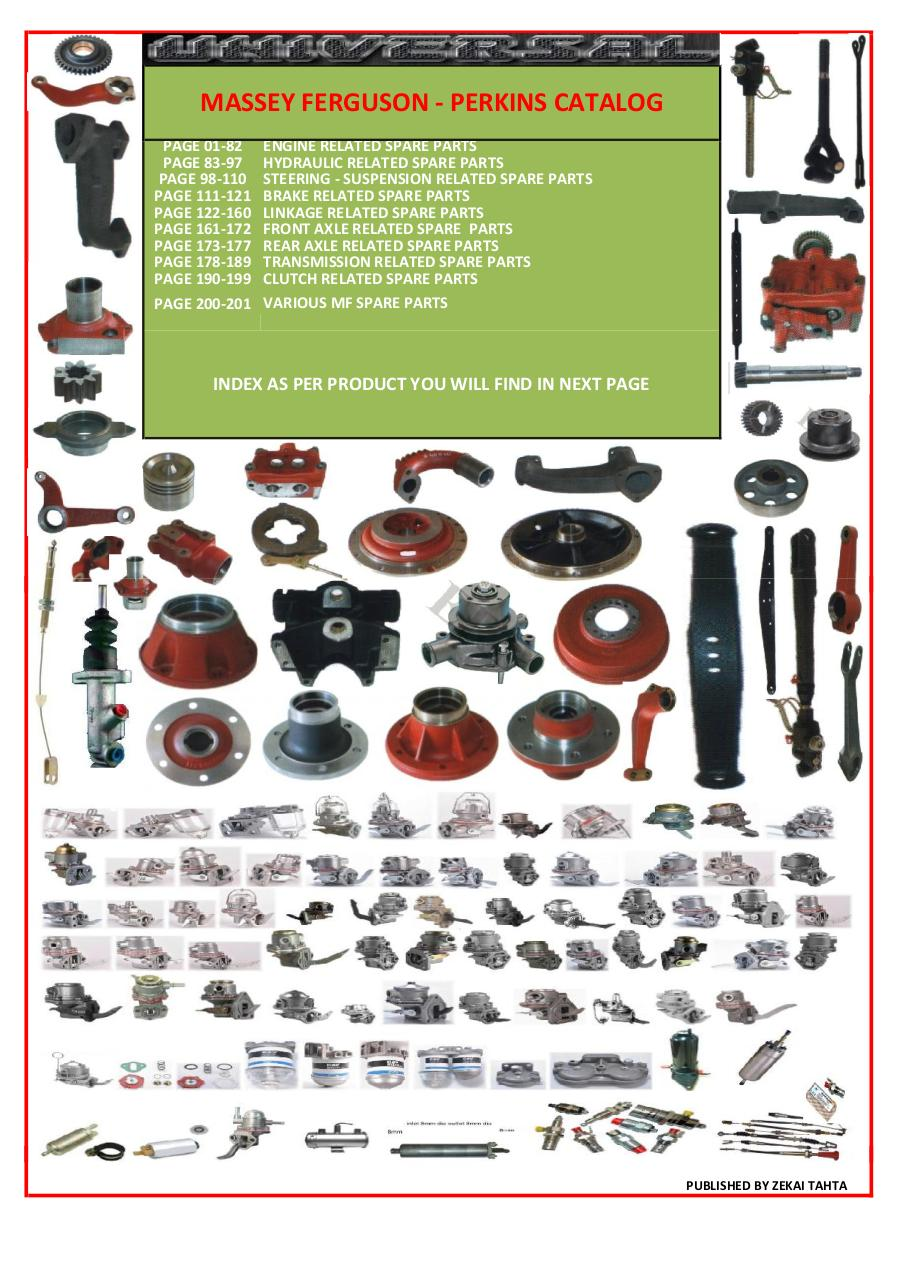 PERKINS MF CATALOG - Fichier PDF