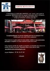 sortie restaurant pdf