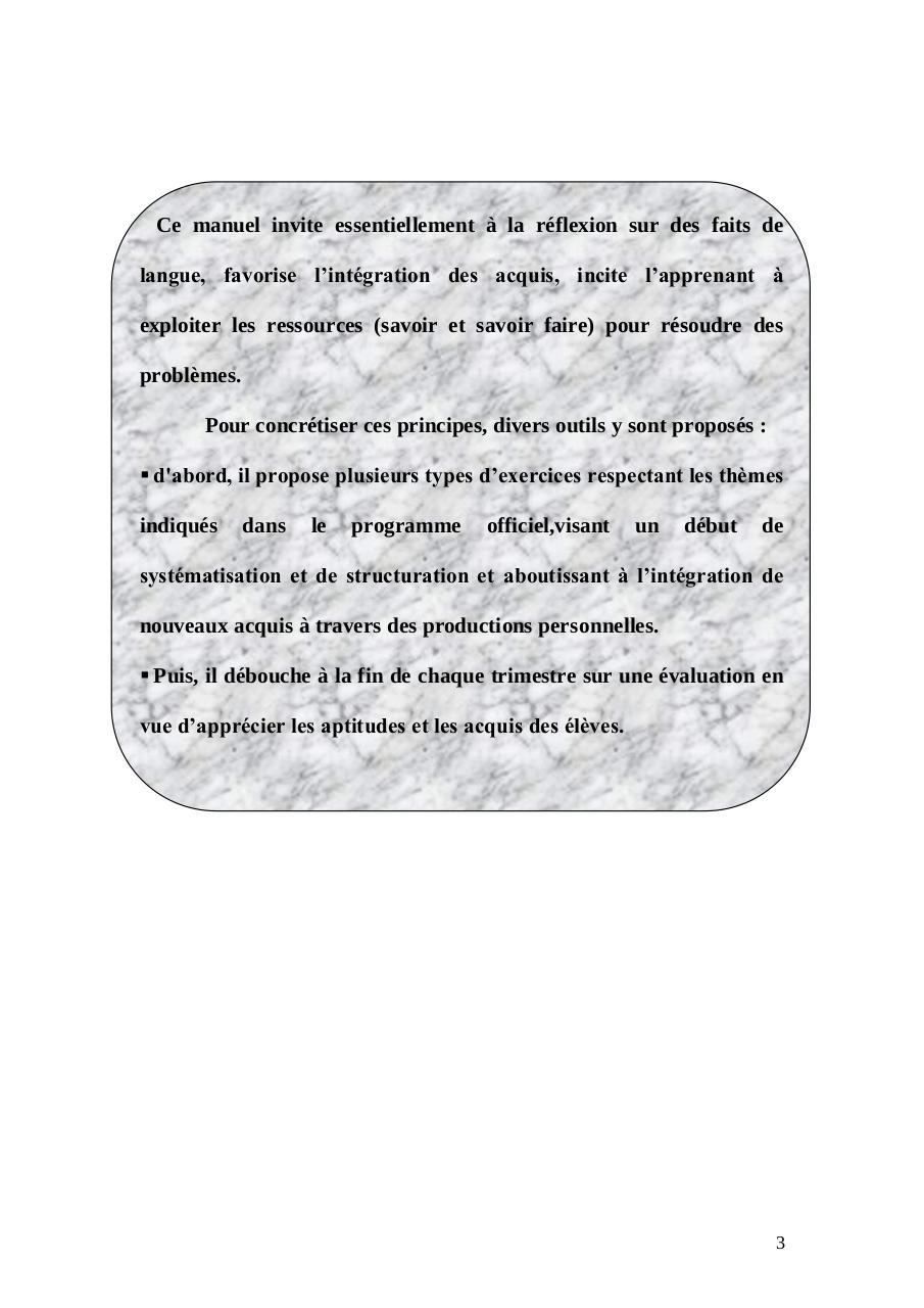 5eme Annee Par Maaoui Fichier Pdf