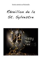 menu st sylvestre 1