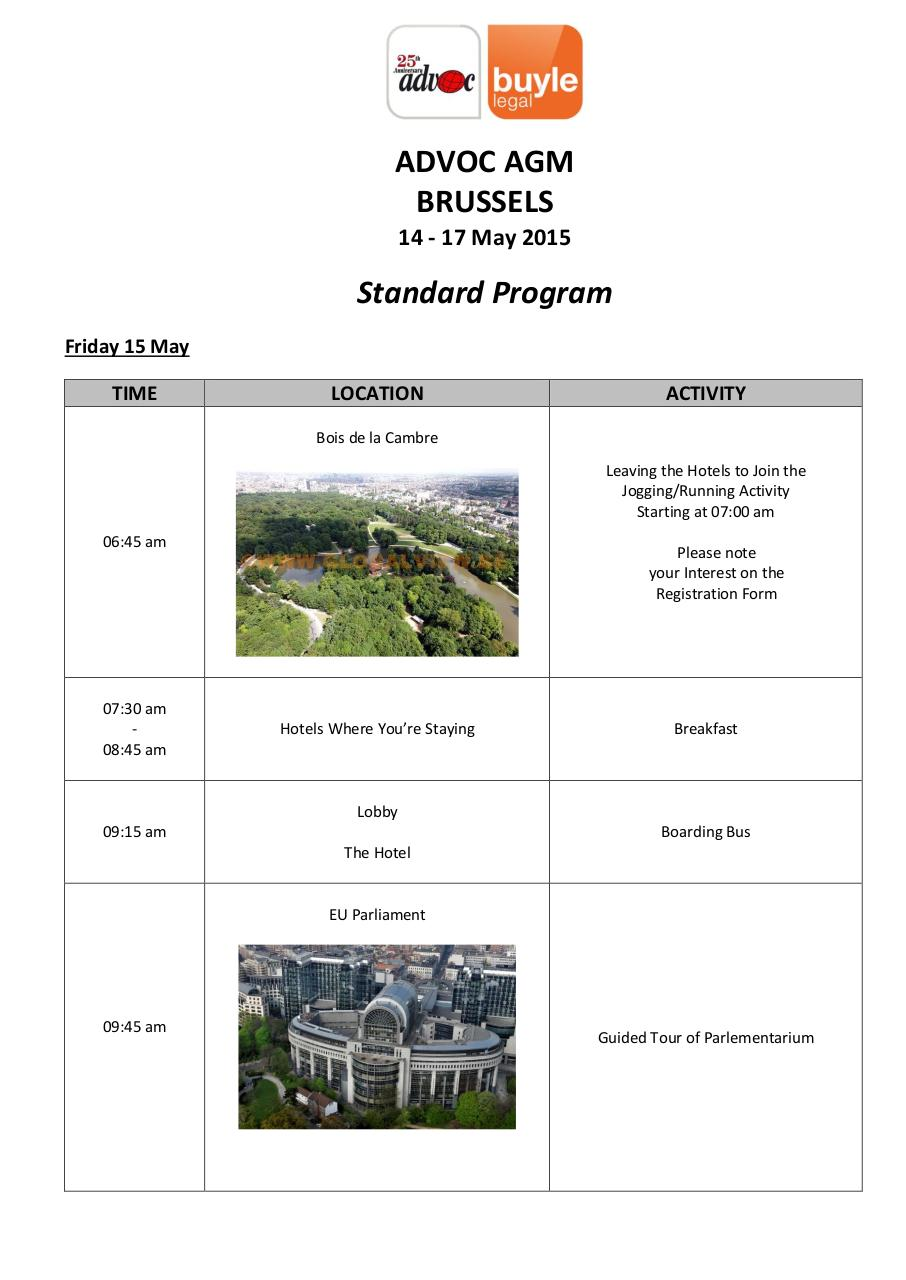 ADVOC AGM Brussels 14-17 May 2015 - Conference program.pdf - page 2/7