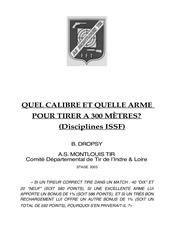 Fichier PDF choix carabine v2