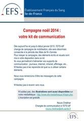 kit communication noel
