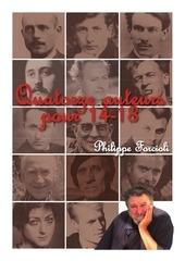 p forcioli 14 auteurs pour 14 18