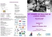 programme sfpoi 2014