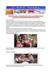 Fichier PDF projet noel pour les enfants