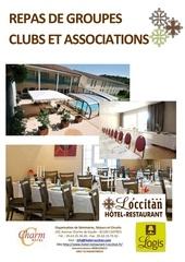 brochure repas assoc et clubs 2015