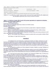 reglement de discipline generale des forces armees royales
