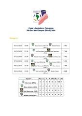 copa libertadores femenina 2014